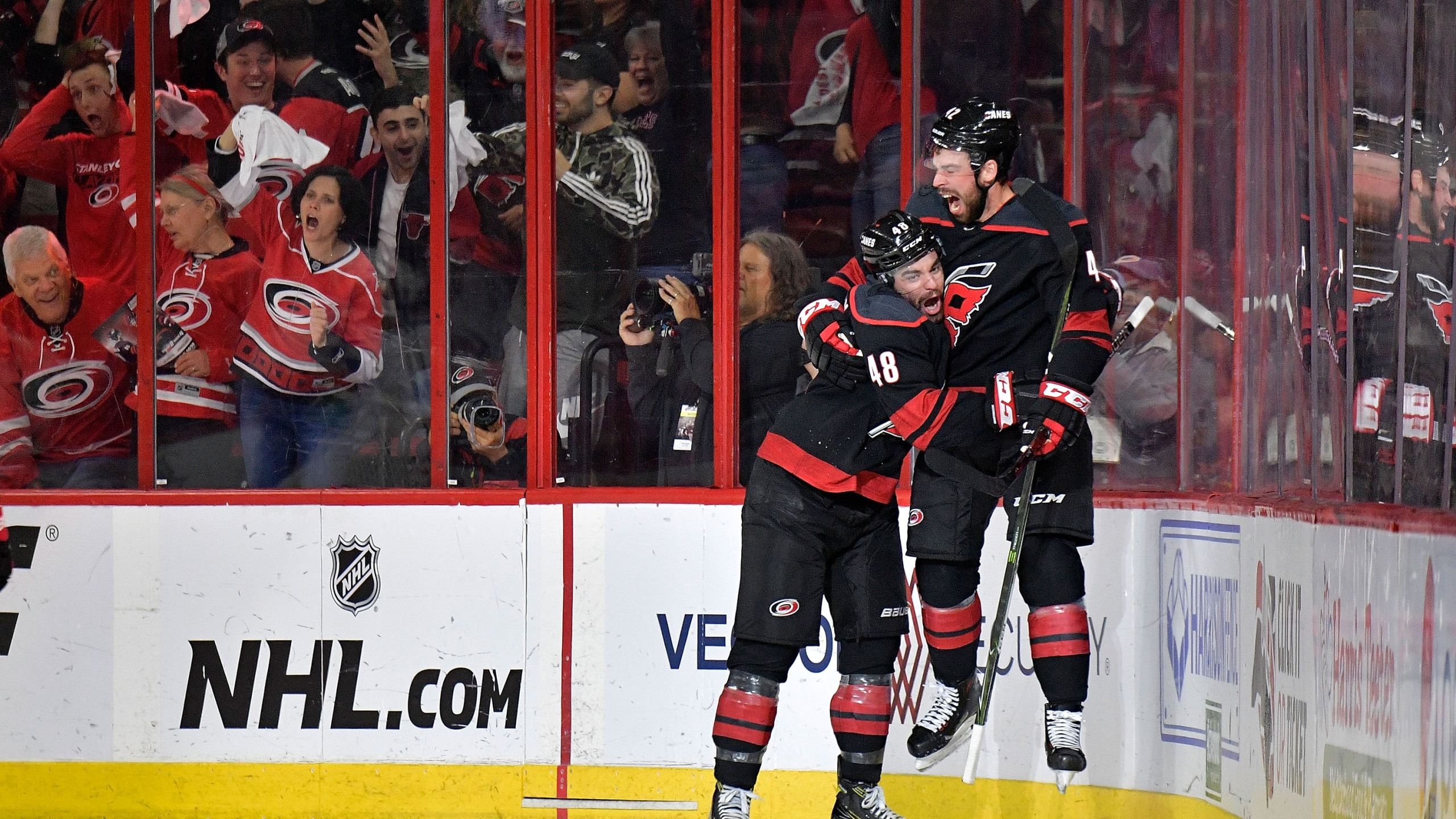 Hurricanes announce 2019-20 schedule featuring weekend-heavy
