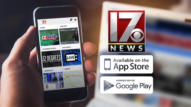 CBS 17 news and weather apps | CBS 17
