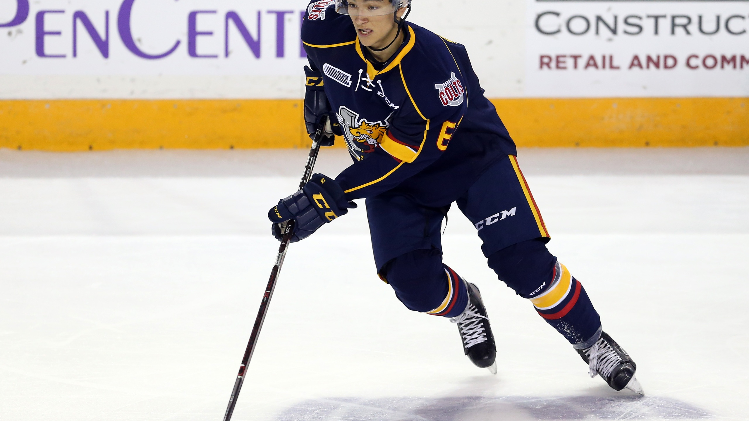 Hurricanes draft center Ryan Suzuki in 1st round of 2019 NHL draft