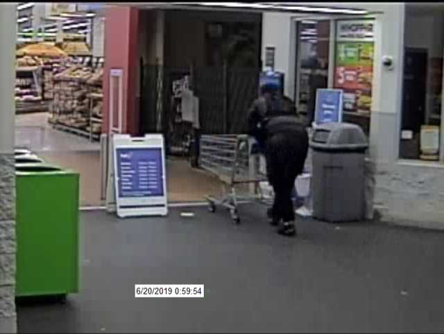 1 arrested, 1 on the run after $20K worth of electronics stolen from