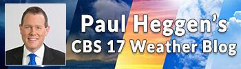 paul heggen weather blog