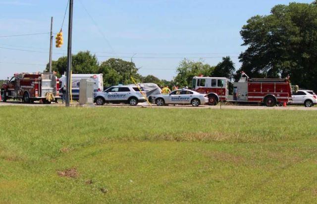Grandmother dies, granddaughter injured in Harnett County crash