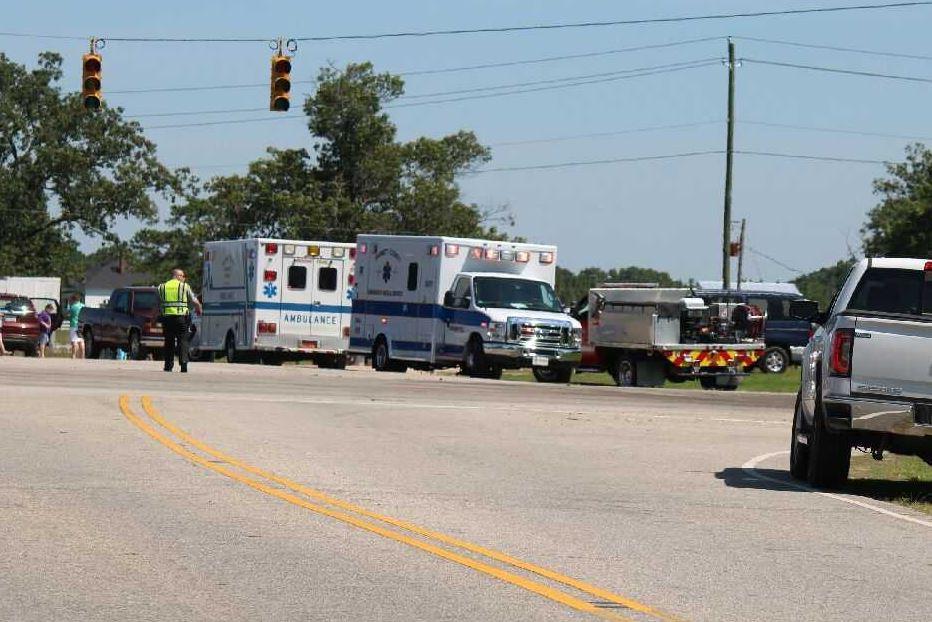 Grandmother dies, granddaughter injured in Harnett County crash, troopers say