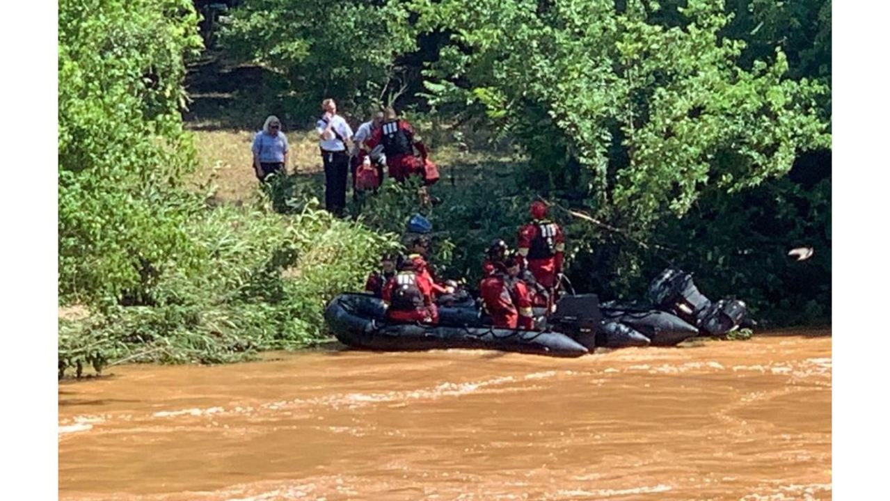 NC teen who went missing while swimming in river found dead
