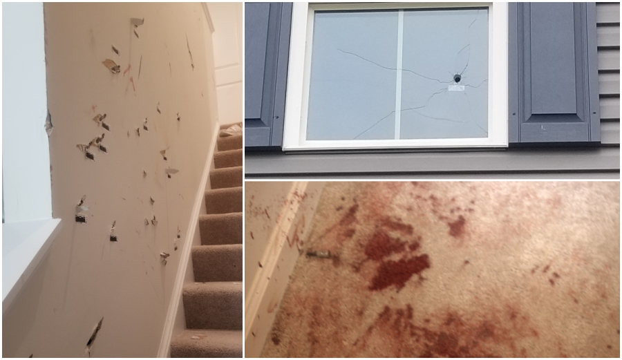 Chesterfield, Va. family fends off naked intruder who