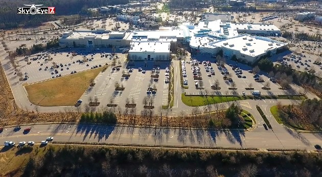 Triangle Town Center up for auction   CBS 17