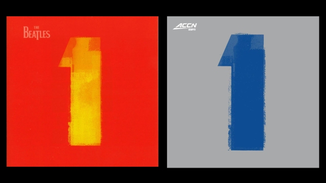 ACC Network rips off Beatles album cover for count down to launch