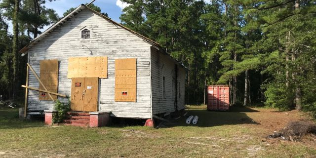 Community rallies to save oldest AME church in southeastern NC