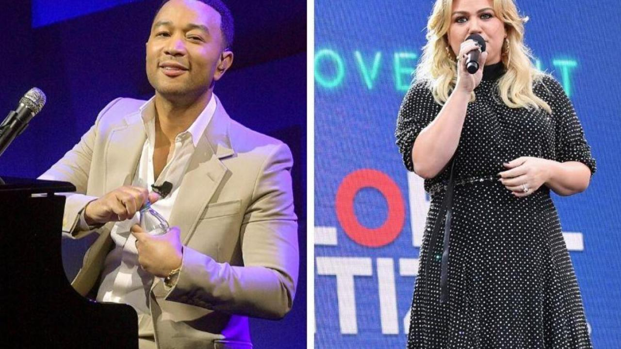 John Legend and Kelly Clarkson to remake 'Baby It's Cold Outside' | CBS 17