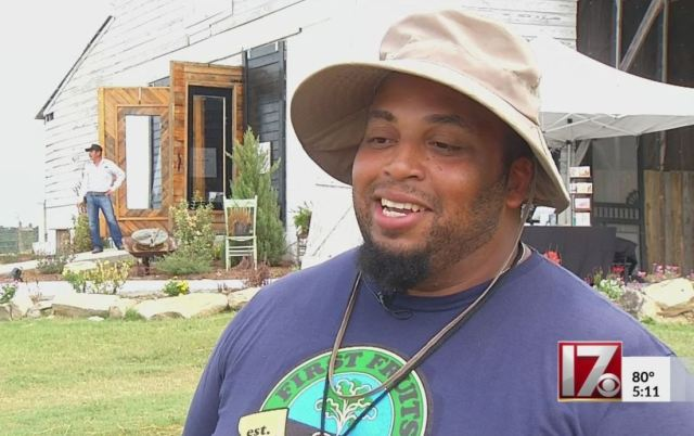 Former NFL player and NC native now runs a farm in Louisburg