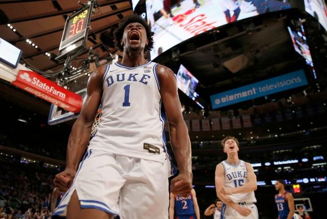 Duke picks up 1st ACC win of the season over Virginia Tech