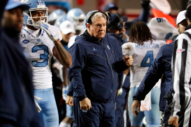 UNC's Brown: Friday nights are for high school, not ACC football