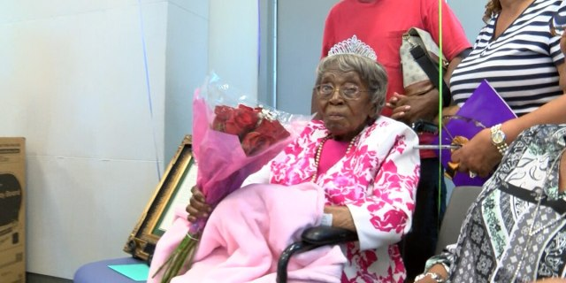 114-year-old NC woman is now oldest living American