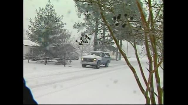 Remembering the 'Big Snow' of January 2000