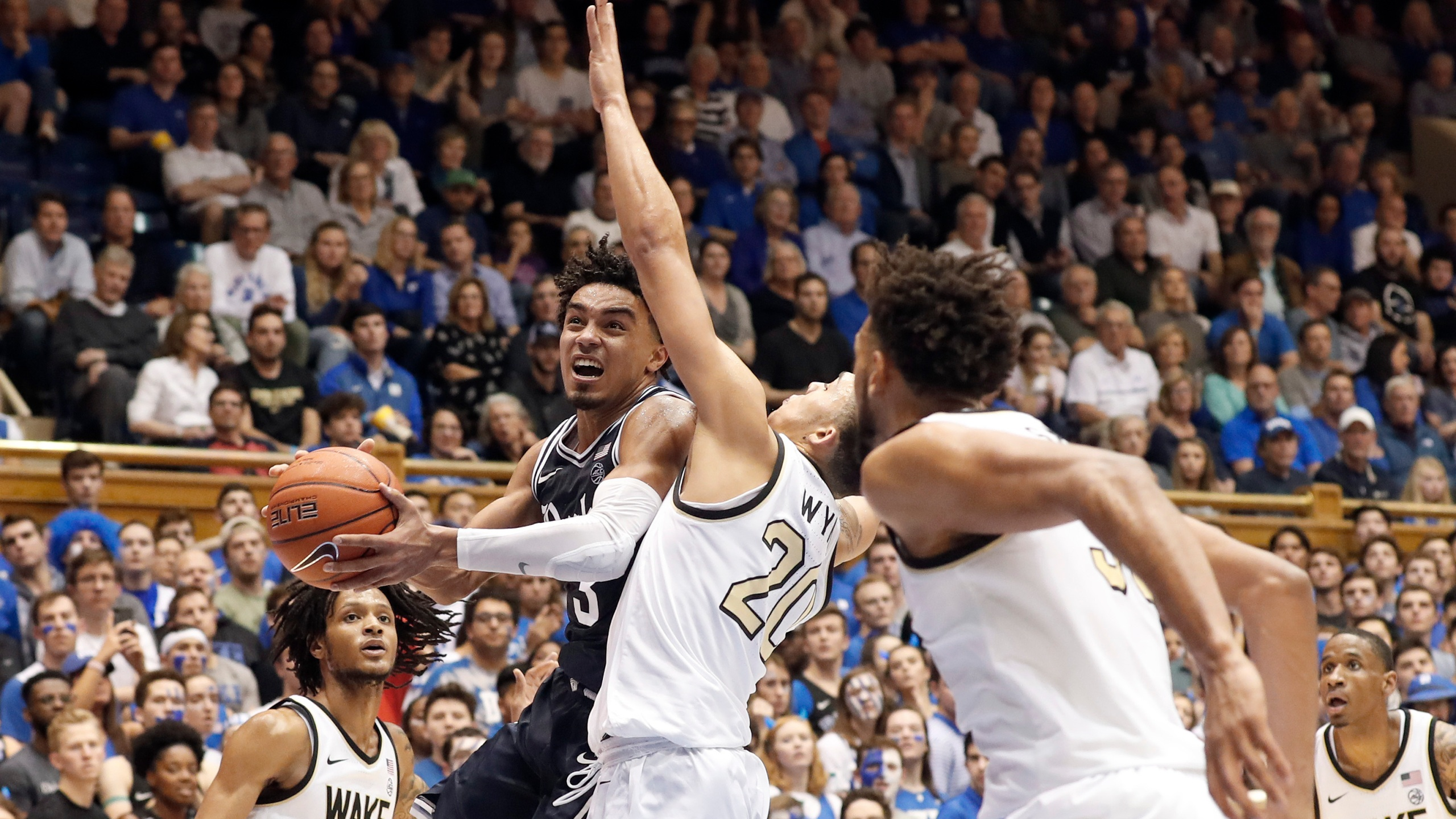 Duke Leapfrogged By Baylor For No 2 Spot In Latest Ap