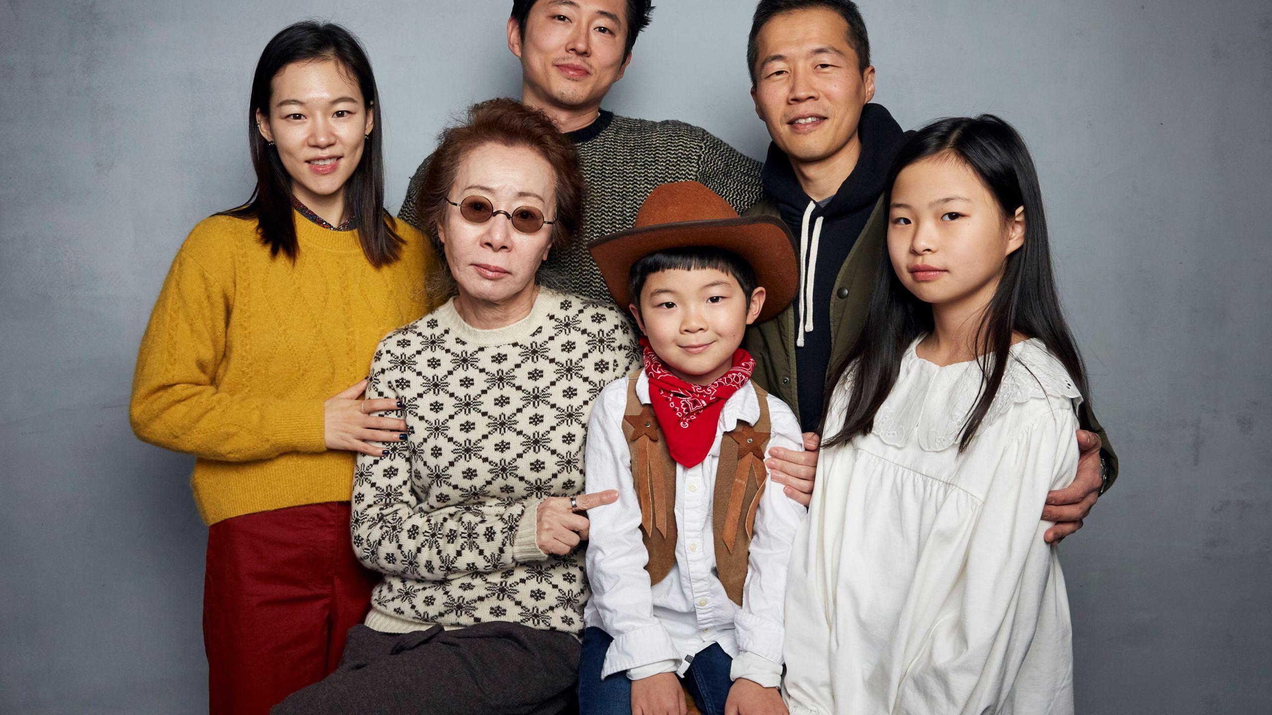 Han Yeri, Steven Yeun, Lee Isaac Chung, Yuh Jung Youn, Alan Kim, Noel Cho