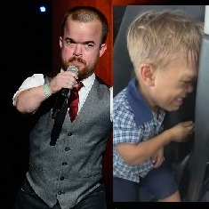 comedian with dwarfism raises nearly  100k and counting to