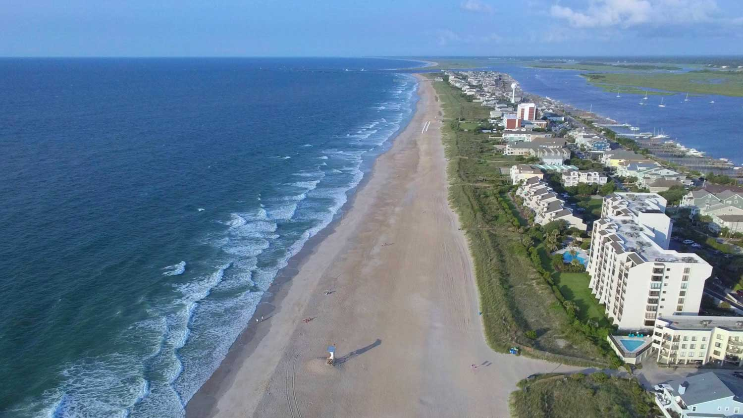 Closing Parking At Open Nc Beaches