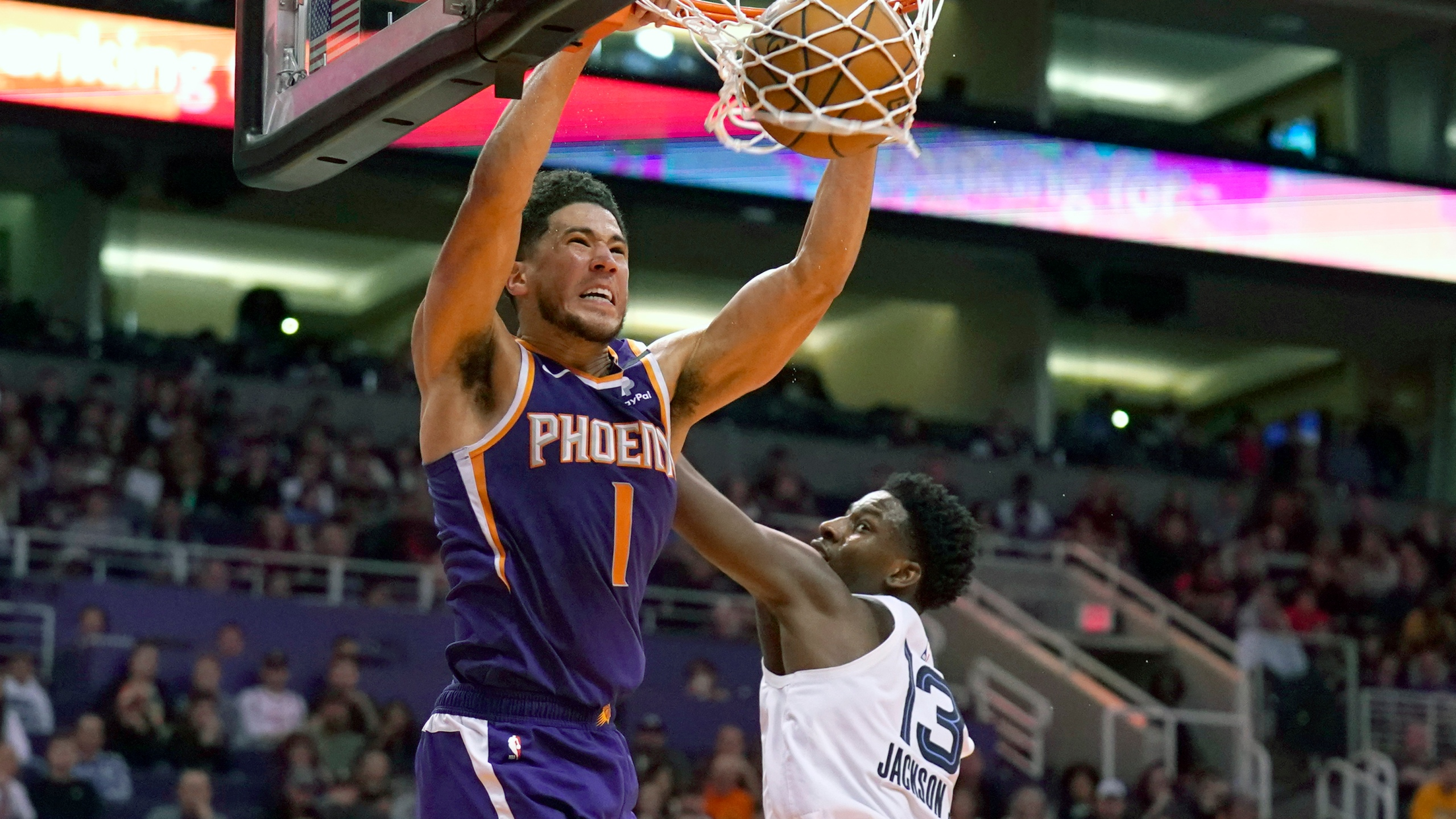 Devin Booker Wins Nba 2k20 Players In All Phoenix Suns Final Cbs17 Com
