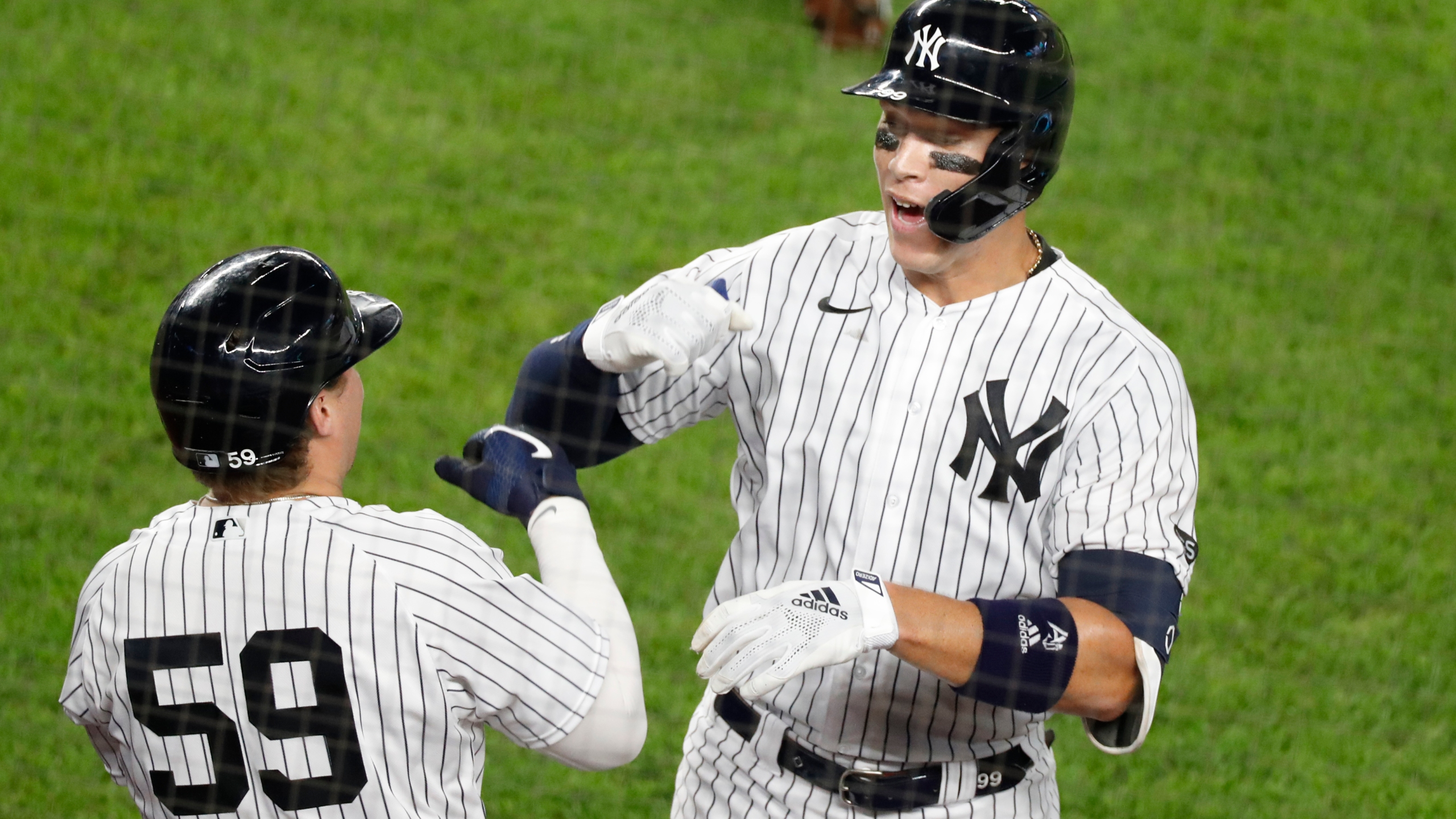 Aaron Judge, Luke Voit
