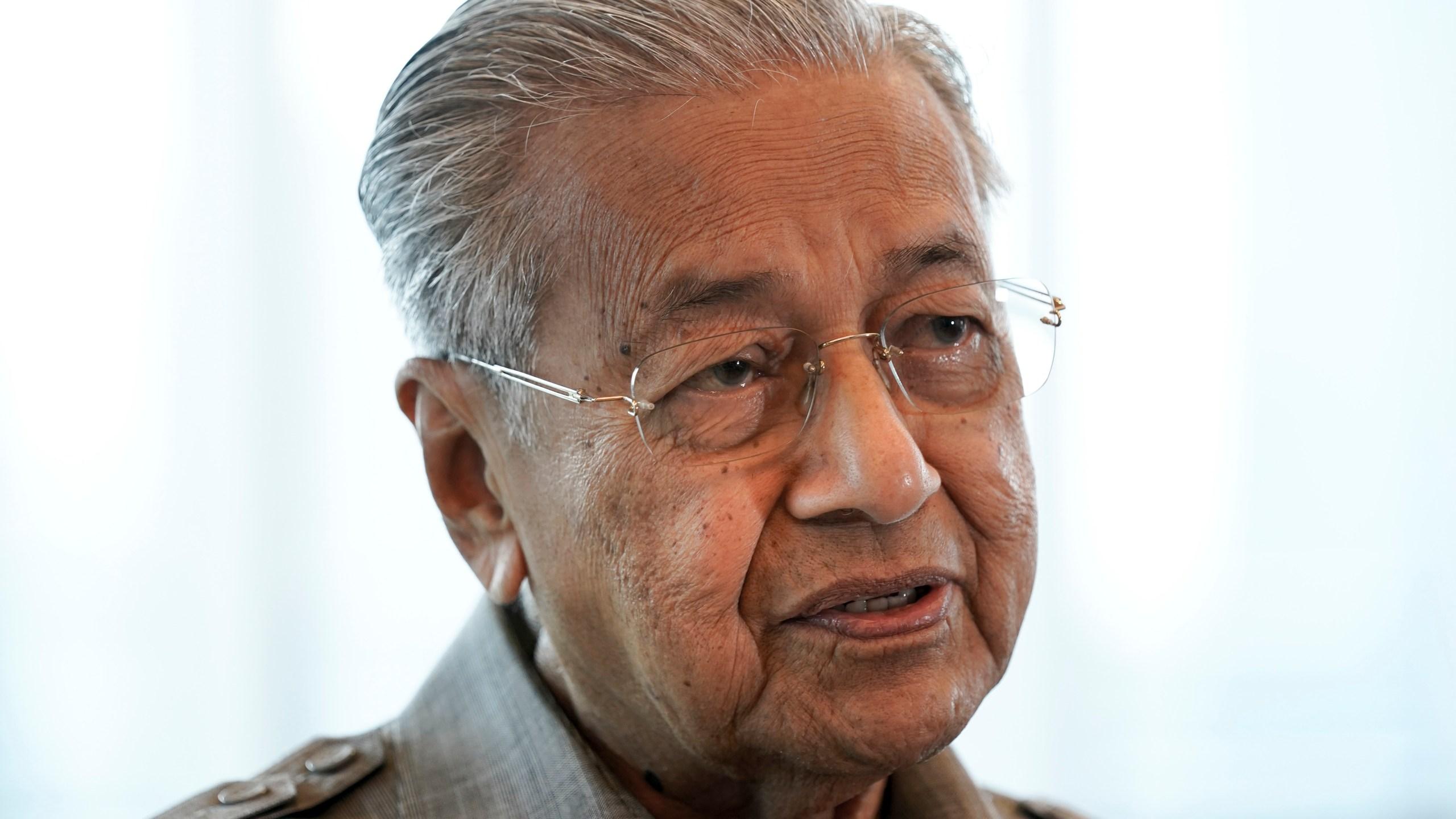Mahathir Mohamad