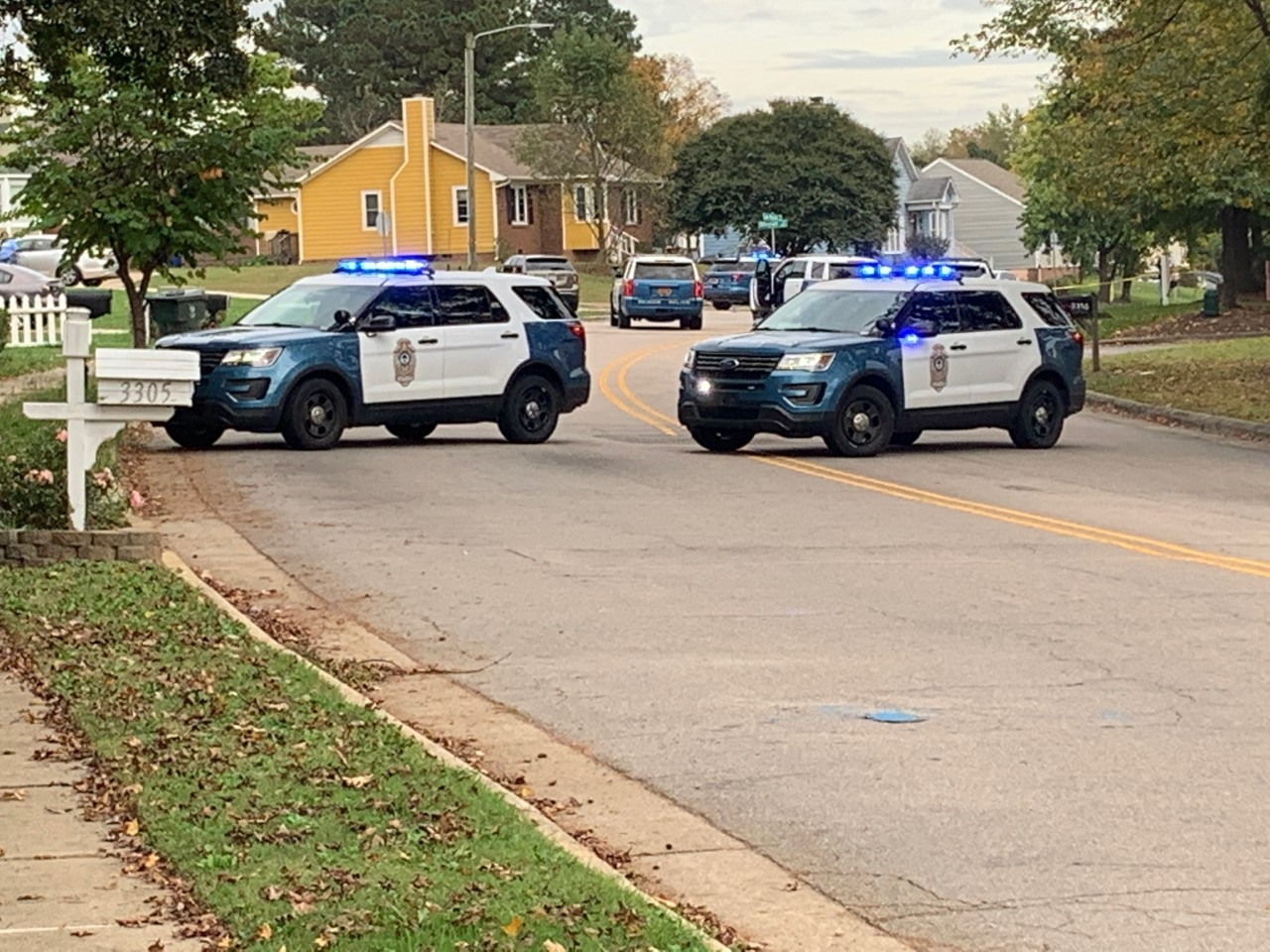 Raleigh Police Investigate Afternoon Shooting CBS 17