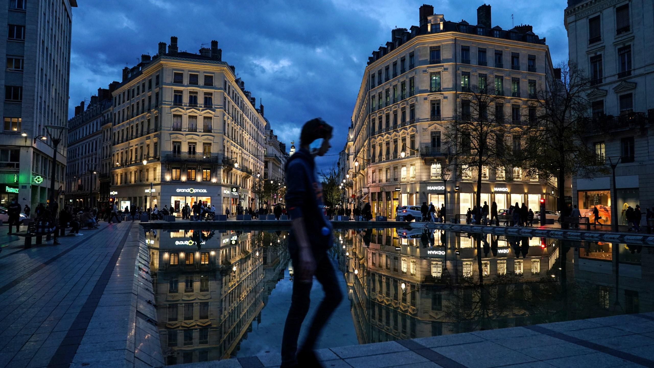 France braces for monthlong lockdown as virus deaths mount – CBS17.com