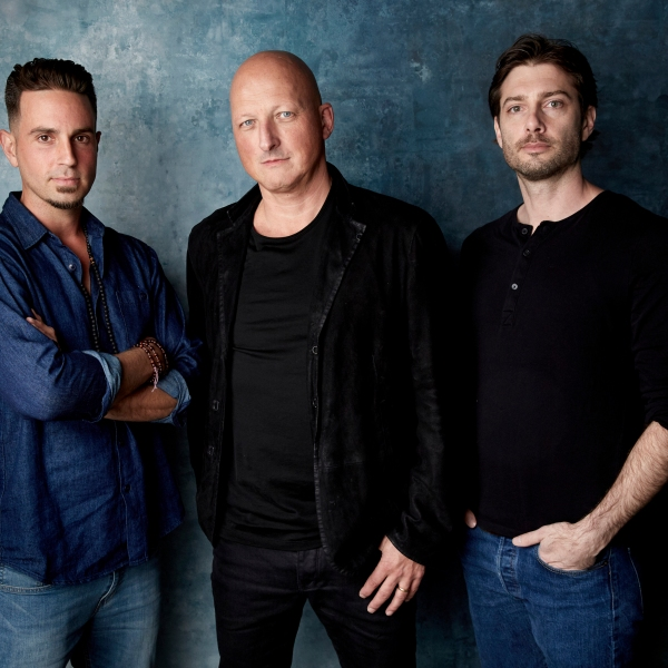 Wade Robson, Dan Reed, James Safechuck