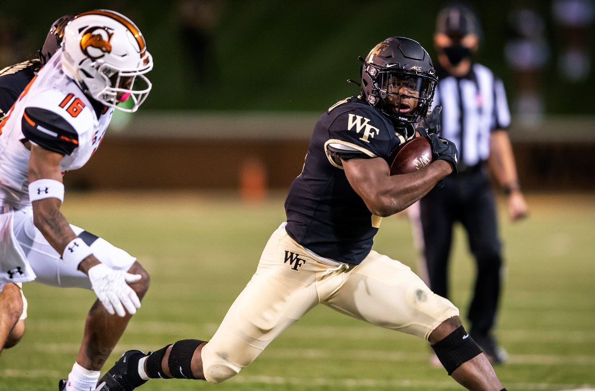 Wake Forest vs. Norfolk State - NCAA College Football Live