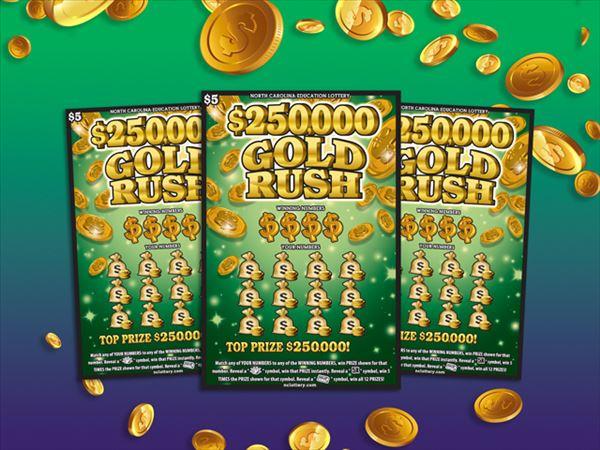 North Carolina preschool teacher laid off after 20 years wins 0K lottery