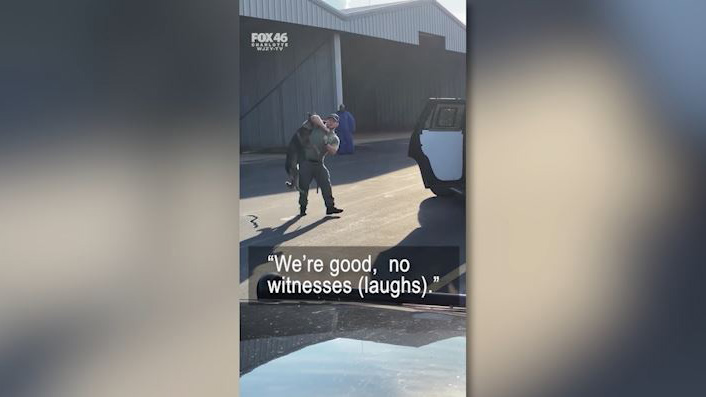 PETA calls North Carolina police officer's actions in K-9 video 'criminal conduct'