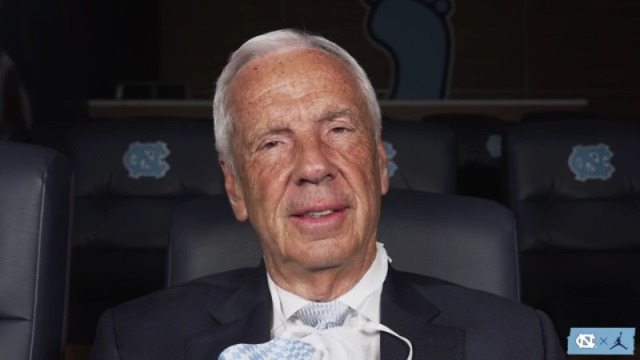 'I will be here cheering:' Hear from Roy Williams on the hiring of his successor Hubert Davis