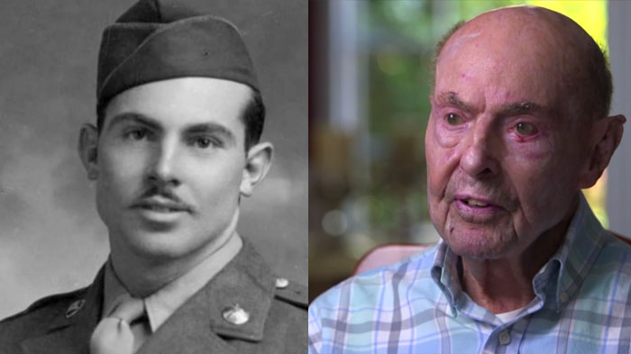 Ray Lambert of NC, a D-Day survivor, WWII torch bearer, dies at 100