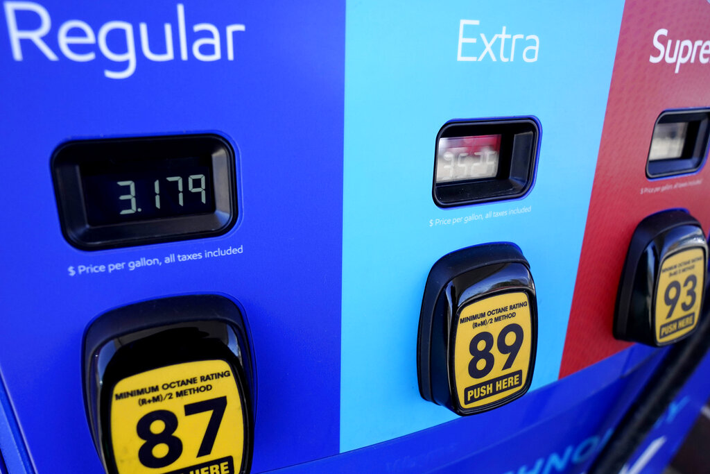 Raleigh gas prices nearly $1 higher than this time one year ago, according to GasBuddy