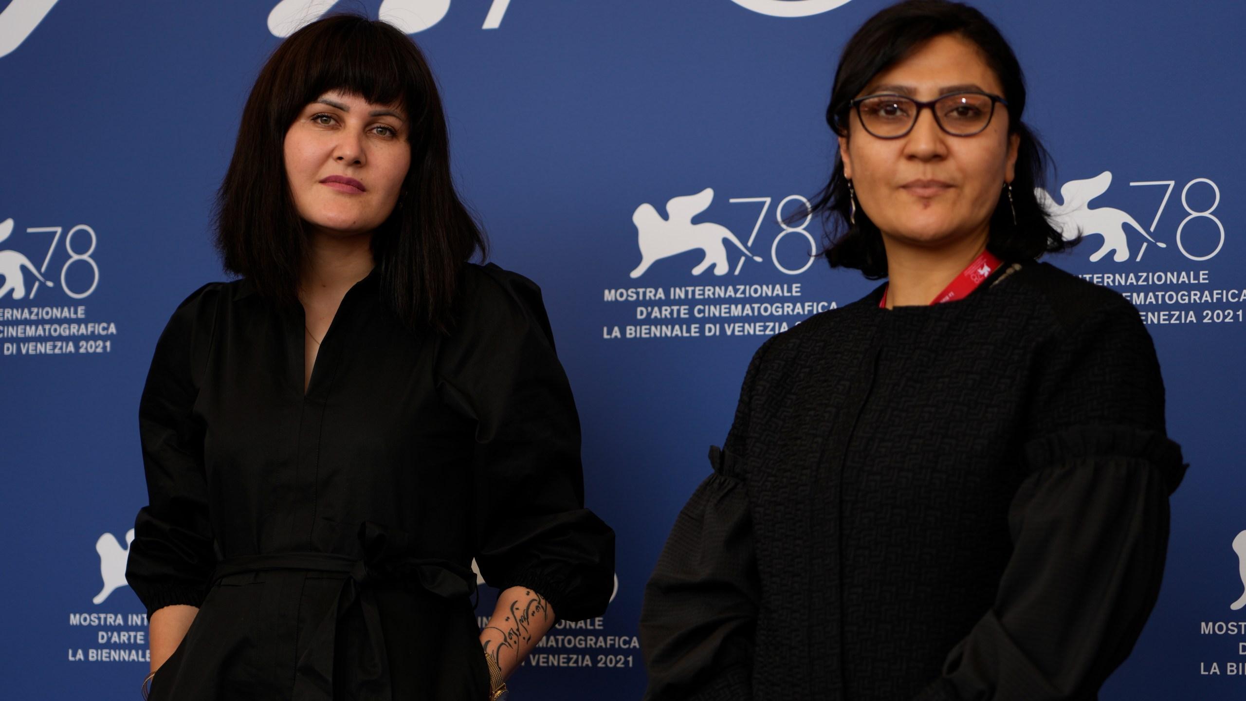 Sahraa Karimi, Sarah Mani