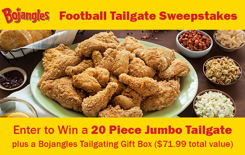 Tailgate Sweepstakes