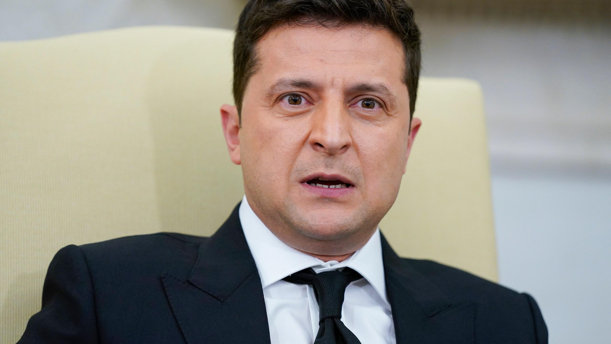 Volodymyr Zelenskyy